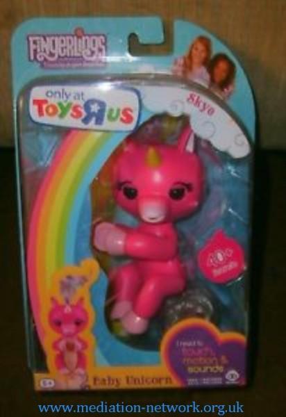 Unicorn Fingerlings Toys R Us Mediation