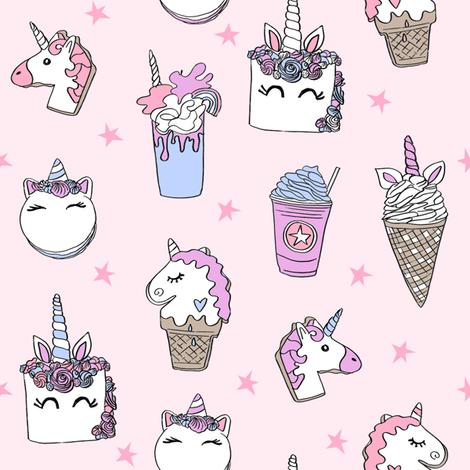 Unicorn Food    Ice Cream Cone Unicorns Cake Cute Kawaii Rainbows