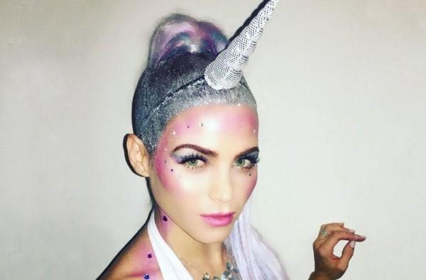 Unicorn Frapp Halloween Costume Trend