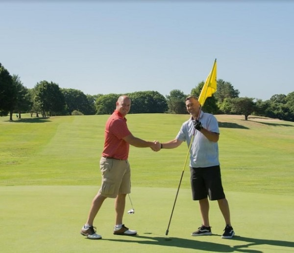 Unicorn Golf Course In Stoneham, Massachusetts