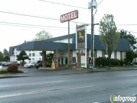 Unicorn Inn 3040 Se 82nd Ave Portland, Or Hotels & Motels