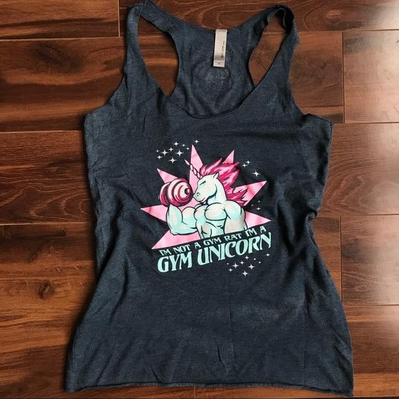 Unicorn Muscle Tops