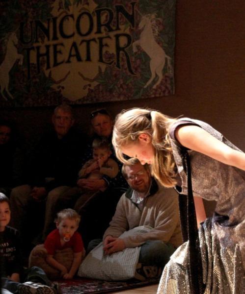 Unicorn Pillow Theatre Presents 'magic Theatre'