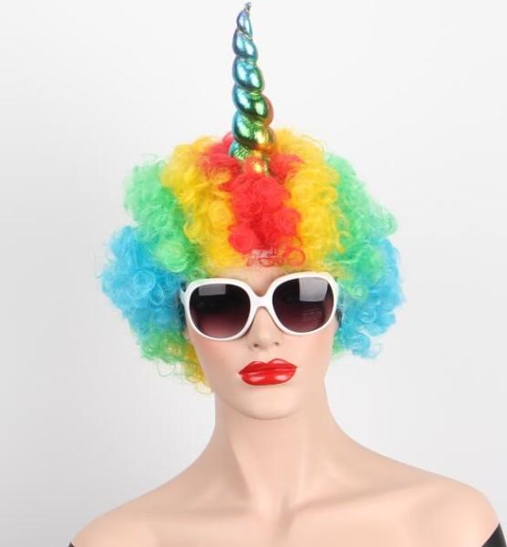 Unicorn Wigs Uc002 – Cheap Synthetic Wigs For Black Women