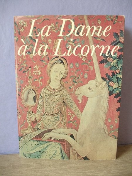 Vintage The Lady And The Unicorn Book 1979 French By Shoponsherman