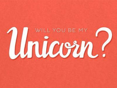 Will You Be My Unicorn  By Rachel Clary