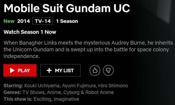 Wtk On Twitter   Icyminew Anime Netflix Additions From Today