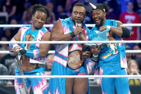 Wwe Superstar Big E  ''in My Humble Opinion We're Killing It On A