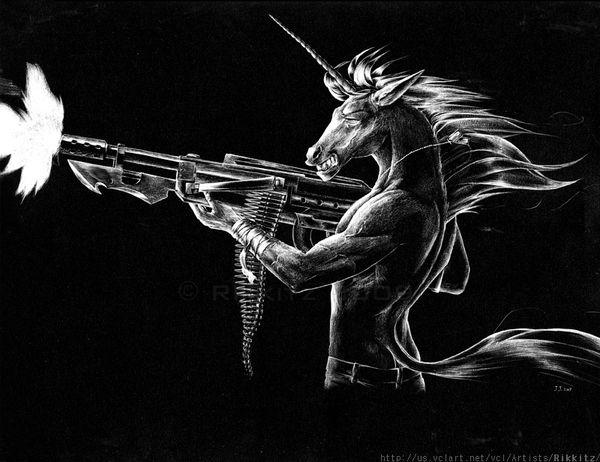 13 Badass Unicorns