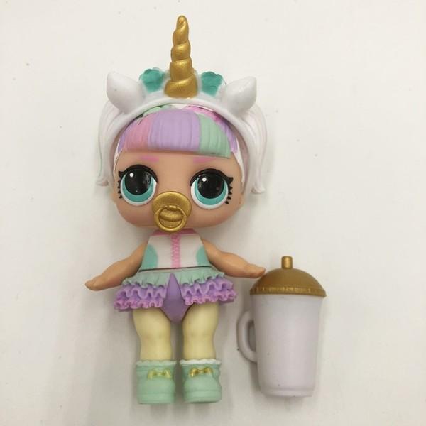 1pcs Original Lol Unicorn And Punk Boi Lol Dolls Series1 2 3 With