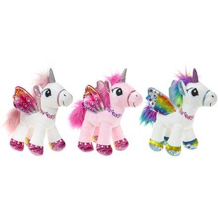 440020   3a Standing Unicorn 8 5