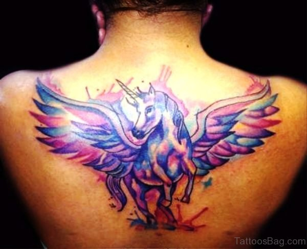 70 Most Beautiful Unicorn Tattoos