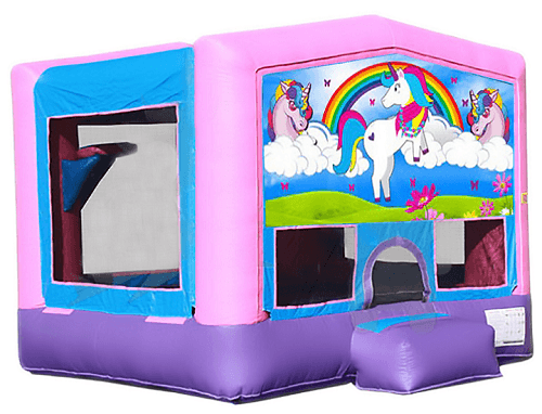 A Unicorn Jumper (basketball Hoop Included)