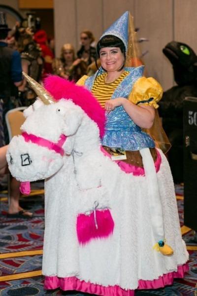 Agnes Unicorn Princess