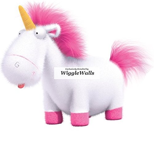 Amazon Com  5 Inch Agnes Pink Fluffy Unicorn Minions Despicable Me