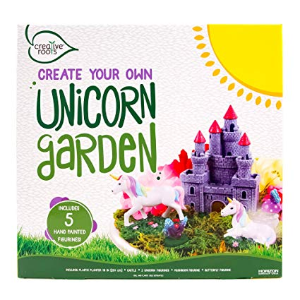 Amazon Com  Creative Roots Create Your Own Unicorn Garden By