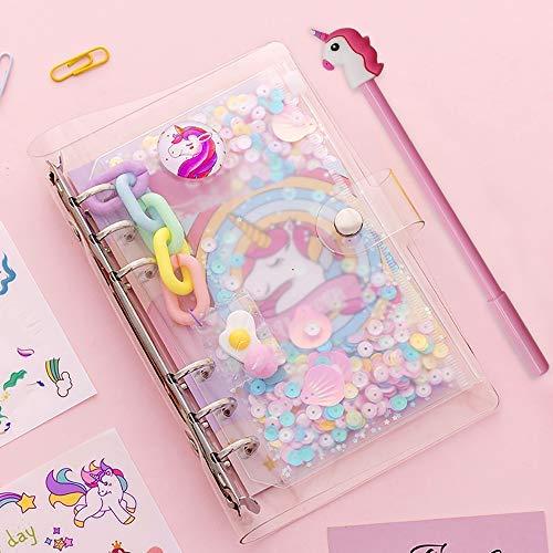 Amazon Com  Diy Unicorn Notebook Kit