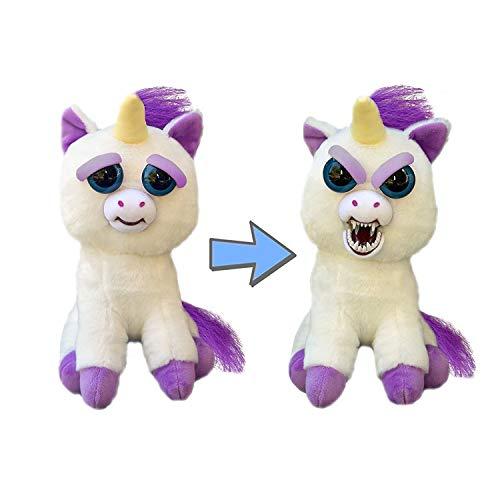 Amazon Com  Feisty Pets Glenda Glitterpoop The Unicorn That Turns