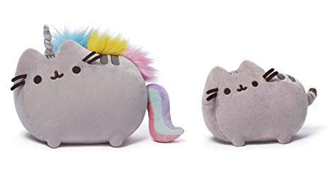 Amazon Com  Gund Pusheenicorn Stuffed Pusheen Plush Unicorn