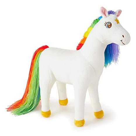 Amazon Com  Hallmark Rainbow Brite Starlite Horse Stuffed Animal