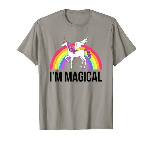 Amazon Com  I'm Magical Unicorn Shirt