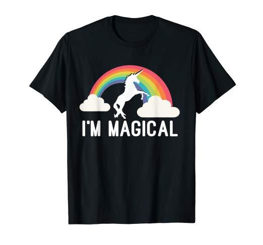 Amazon Com  I'm Magical Unicorn T