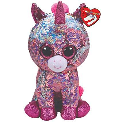 Amazon Com  Lkrfx 15cm Sparkle The Unicorn Plush Regular Big