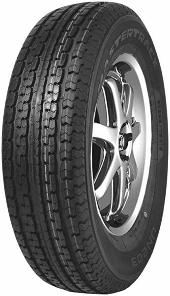Amazon Com  Mastertrack Un203 Radial Trailer Tire