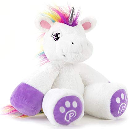 Amazon Com  Plushible Unicorn Stuffed Animal For Kids