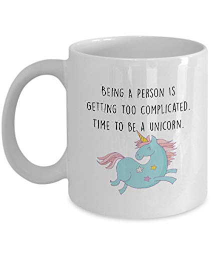 Amazon Com  Unicorn Mug