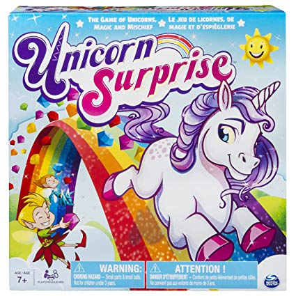 Amazon Com  Unicorn Surprise – Board Game With An Interactive