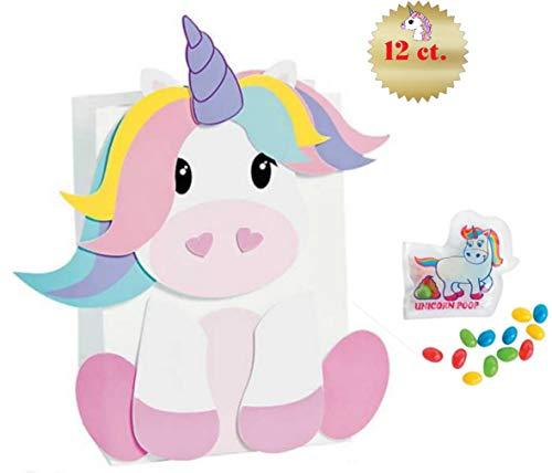 Amazon Com  Unicorn Valentines Day Card Exchange Holder Bag Craft