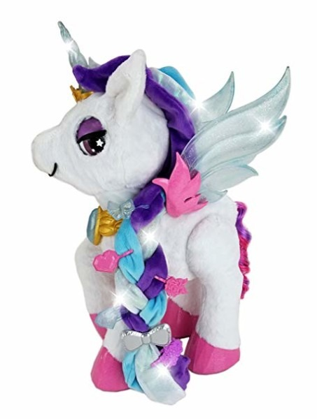 Amazon Com  Vtech Myla Fantasy Unicorn Toy  Toys & Games