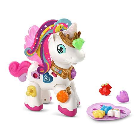 Amazon Com  Vtech Starshine The Bright Lights Unicorn  Toys & Games