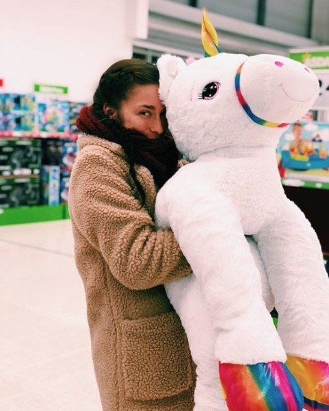 Asda On Twitter   Our Giant Soft Unicorn Toys Make The Perfect