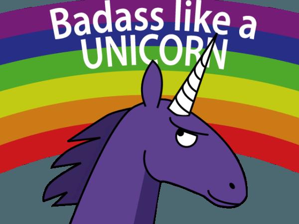 Badass Unicorns – Kristell Ink