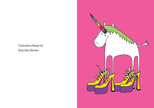 Be A Unicorn, And Live Life On The Bright Side By Sarah Ford