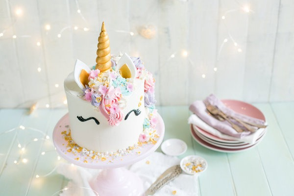 Best Bought Unicorn Cake