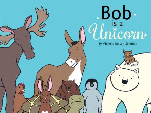 Bob Is A Unicorn By Kane Miller Books