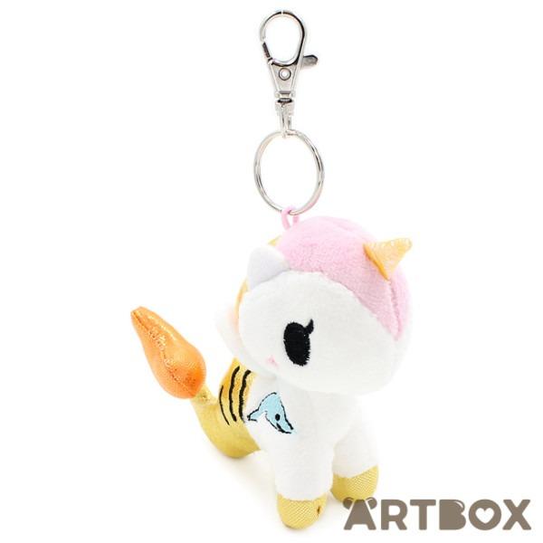 Buy Tokidoki Perla Mermicorno 10cm Plush Bag Clip At Artbox