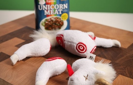 Canned Unicorn Meat Held