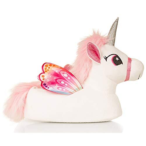 Childrens Unicorn Slippers  Amazon Co Uk