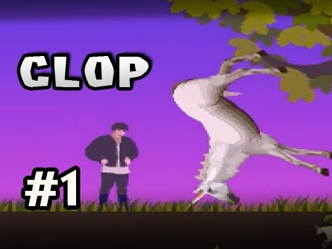 Clop Unicorn Qwop W Nova Ep 1