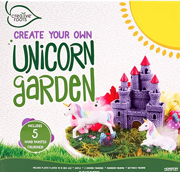 Create Your Own Unicorn Garden Kit
