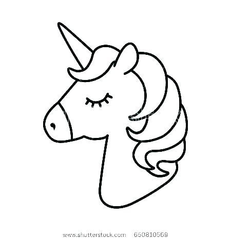 Cute Unicorn Coloring Pages – Johnsimpkins Com