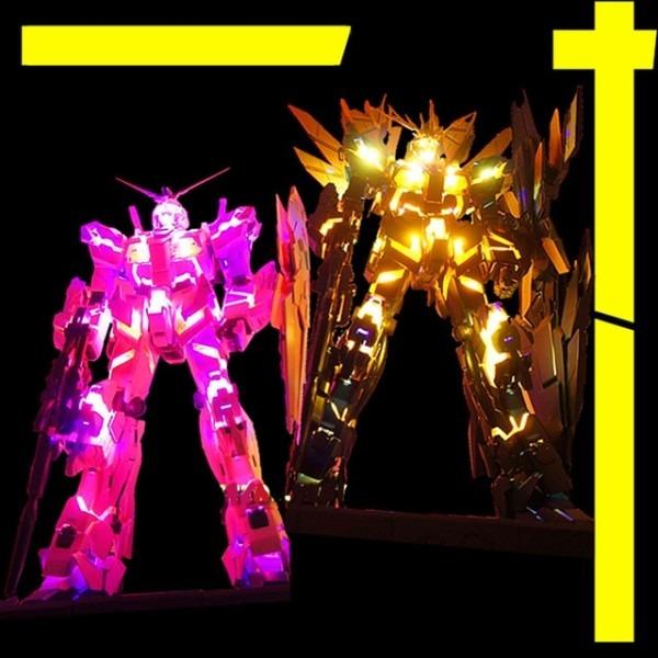 Daban Uv Led Unit For Daban   Bandai Pg Rx 0 Unicorn   Banshee