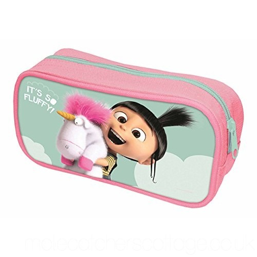 Despicable Me  It's So Fluffy  Unicorn Pencil Case