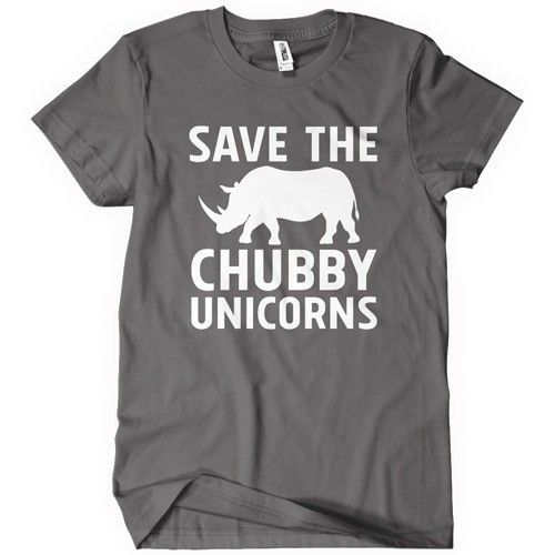 Do Your Part To Save Chubby Unicorns