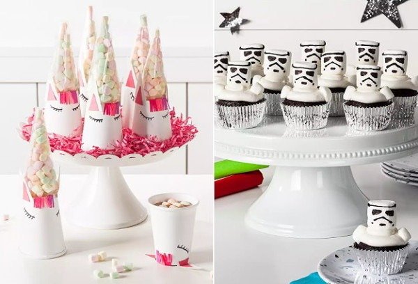 Easy Diy Party Ideas For Star Wars, Unicorns & More