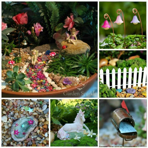 Fairies & Unicorn Garden Kit